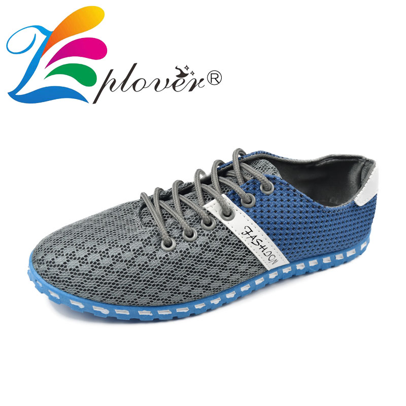Summer Breathable Mesh Shoes Mens Casual Shoes 2018 New Lace-up - Men's Shoes - Photo 3