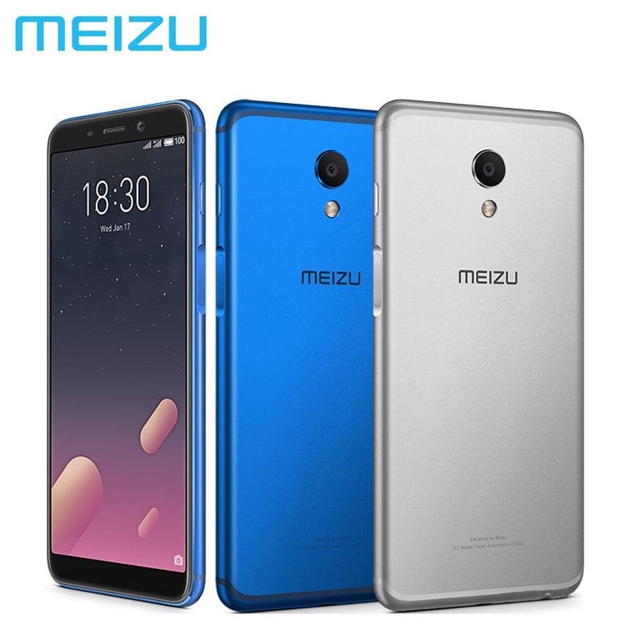 Original nouveau téléphone portable 5.7 pouces Meizu M6s 4G LTE téléphone portable 3 GB RAM 64 GB ROM Exynos 7872 Hexa Core téléphone portable écran Normal