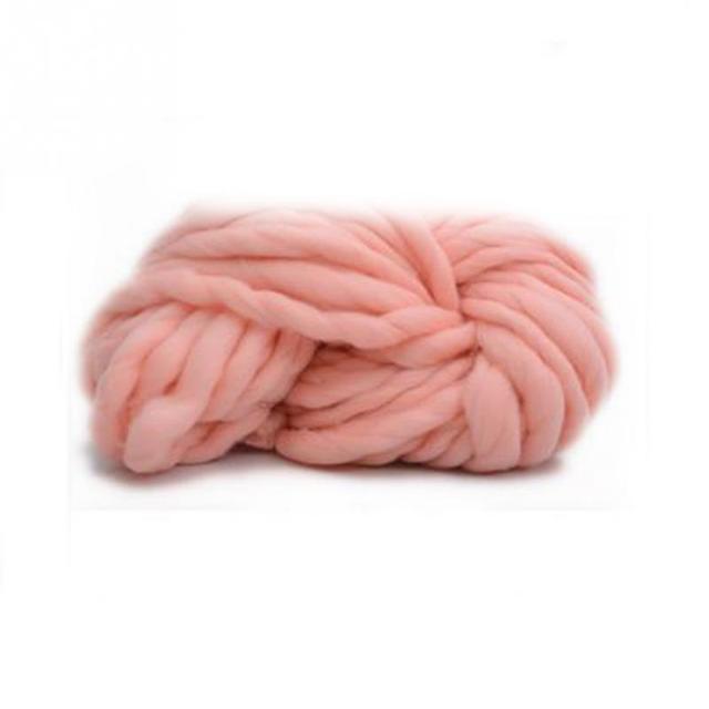 8 Farben Super Dicke Garn Weiche Wolle Roving Sperrige Große Garne