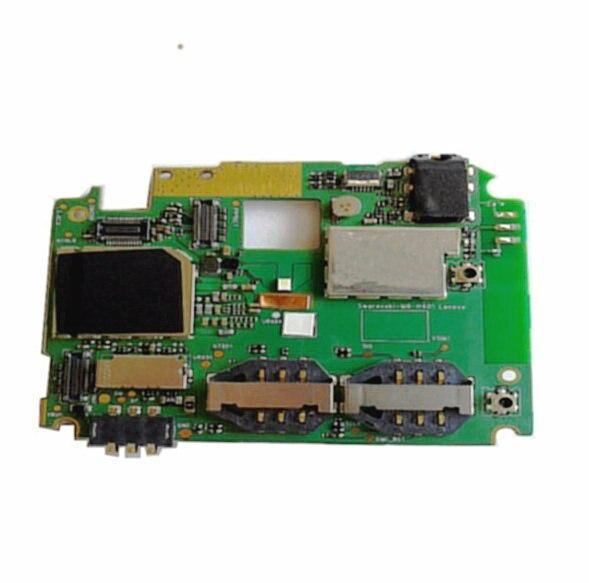 Usado y probado placa principal placa madre con IMEI Lable para lenovo s820 4 GB Smart teléfono celular soporte Rusia Idioma