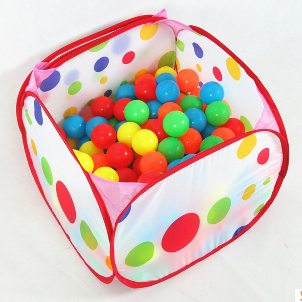 Funny Gadgets Eco-Friendly Ocean Ball Tent Pit Pool Ball Tent Folding (balls No Inlcude ) Children Baby Toy Game Play House