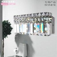 Modern LED Wall Lamps Creative Design Wall Sconces Lights Bedside Crystal Light Fixtures