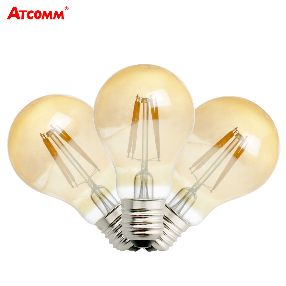 dimmable ampoule led e27 retro edison lamp 2w 4w 6w 8w e27 led filament vintage antique diode. Black Bedroom Furniture Sets. Home Design Ideas