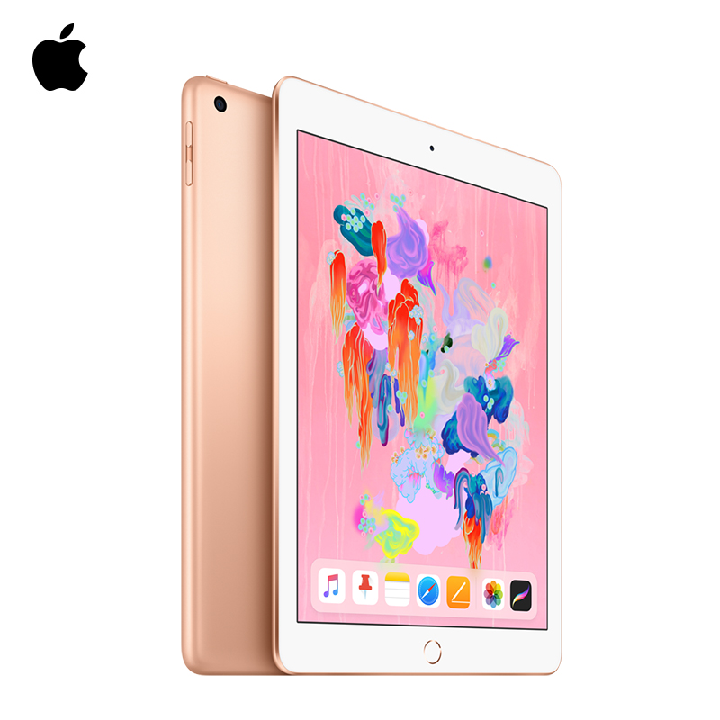 PanTong Apple iPad 2018 Model 9.7 inch Display Smart Tablet Computer 128G Support Apple Pencil Apple Authorized Online Seller