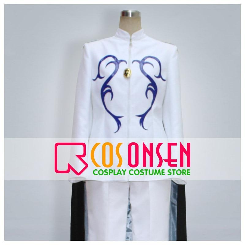 COSPLAYONSEN Sailor Moon Prince Demande Cosplay Costume With Cloak Full Set