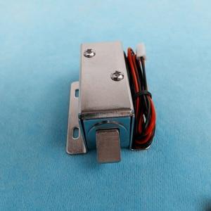 Big Sale Rarelock Christmas Supplies Mini Electric Plug Lock 12V Cabinet Bolt Lock Storage Electronic Drawer Locks A — tredingnews