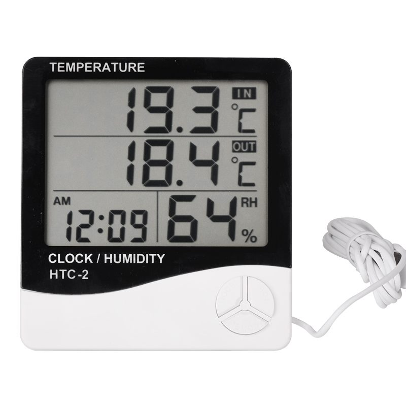 Buy Cheap Alarm Clock Room Thermometer