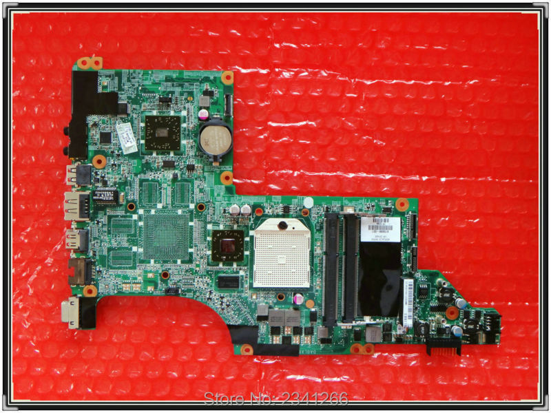 615688-001 FOR HP DV7-4000 NOTEBOOK for HP DV7-4000 DV7-4100 Laptop motherboard ddr3 Socket S1 With HD4200 Graphics