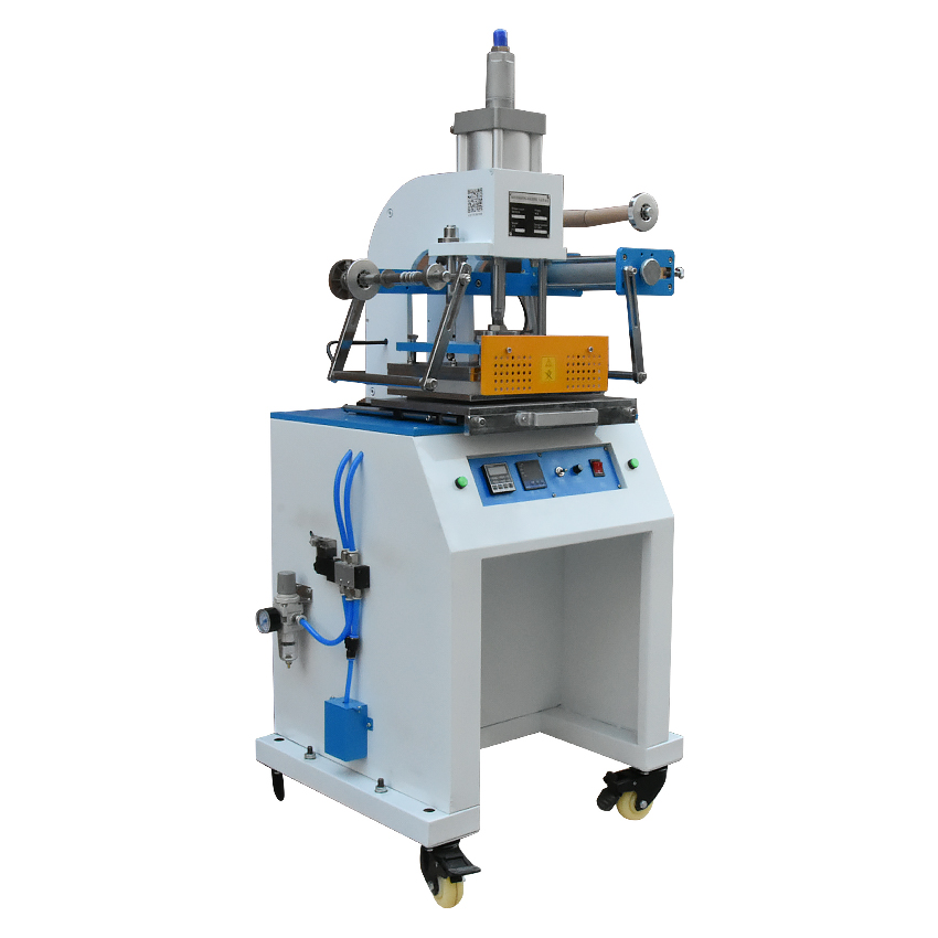 1pc Pneumatic Hot Foil Stamping Machine,Branding Machine,Marking press,Debossing machine on business card,leather,wood hot stamping machine hot foil pneumatic stamping press logo printer for leather paper etc customized printable area zy 819b