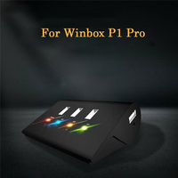 For Winbox P1 Pro Keyboard Mouse Converter for PS4 for XBOX X1 for Nintend SWITCH PC Game Controller Adapter With Headset Hole
