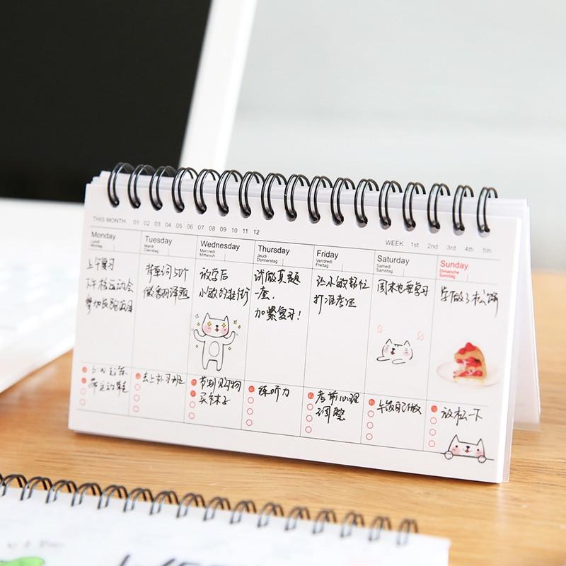 Mini sashimi weekplan memoboek 80 vel wekelijkse dagelijkse planner - Notitieblokken en schrijfblokken bedrukken - Foto 2