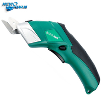 MNT 7136 Electric Scissors Clipper Rechargeable Household Factory Use Cloth Fabric Cutter Garment Cutting Machine