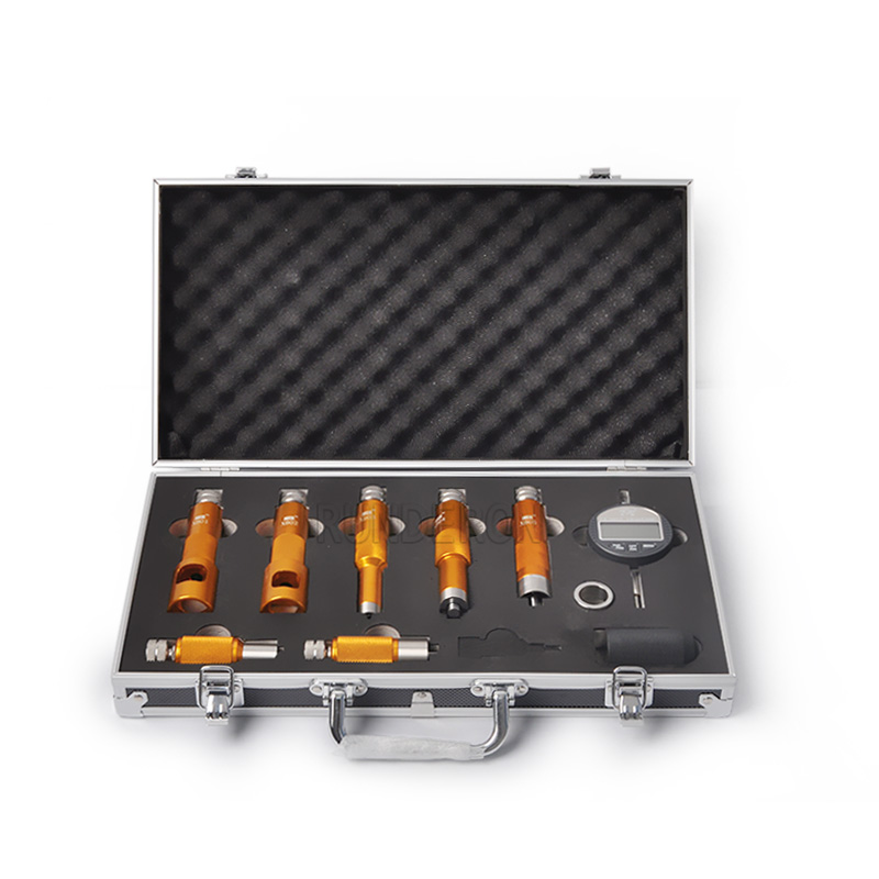 RUNDERON CRI ensemble de soupape d'injecteur à rampe commune joint de course outils de réparation de mesure de course ensemble pour BOS CH pour DENS O