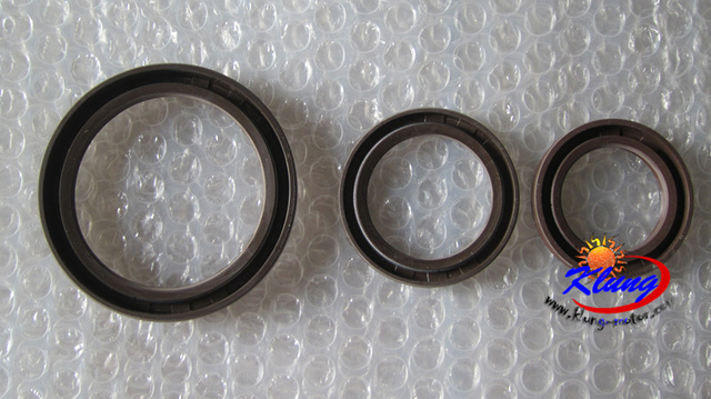 US $15 0 |Klung 800cc 372 chery engine crankshaft oil seal set for Joyner  800cc mini viper,renegade UTV, xingyue 800cc jeep utv buggy -in Seals from