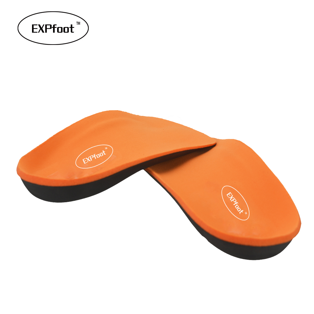 NEW Premium Half Orthotic High Arch Support Insoles Memory foam Cushion 3D Hard Arch Support for Flat Foot Plantar Fasciitis premium orthotic gel high arch support insoles gel heel pad cushion 3d arch support for flat foot plantar fasciitis 260 315mm
