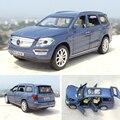 Regalo para bebé 1:32 Exquisita BenZ GL500 acustóptica aleación Tira del modelo del coche decoración del hogar niño juguete de los niños