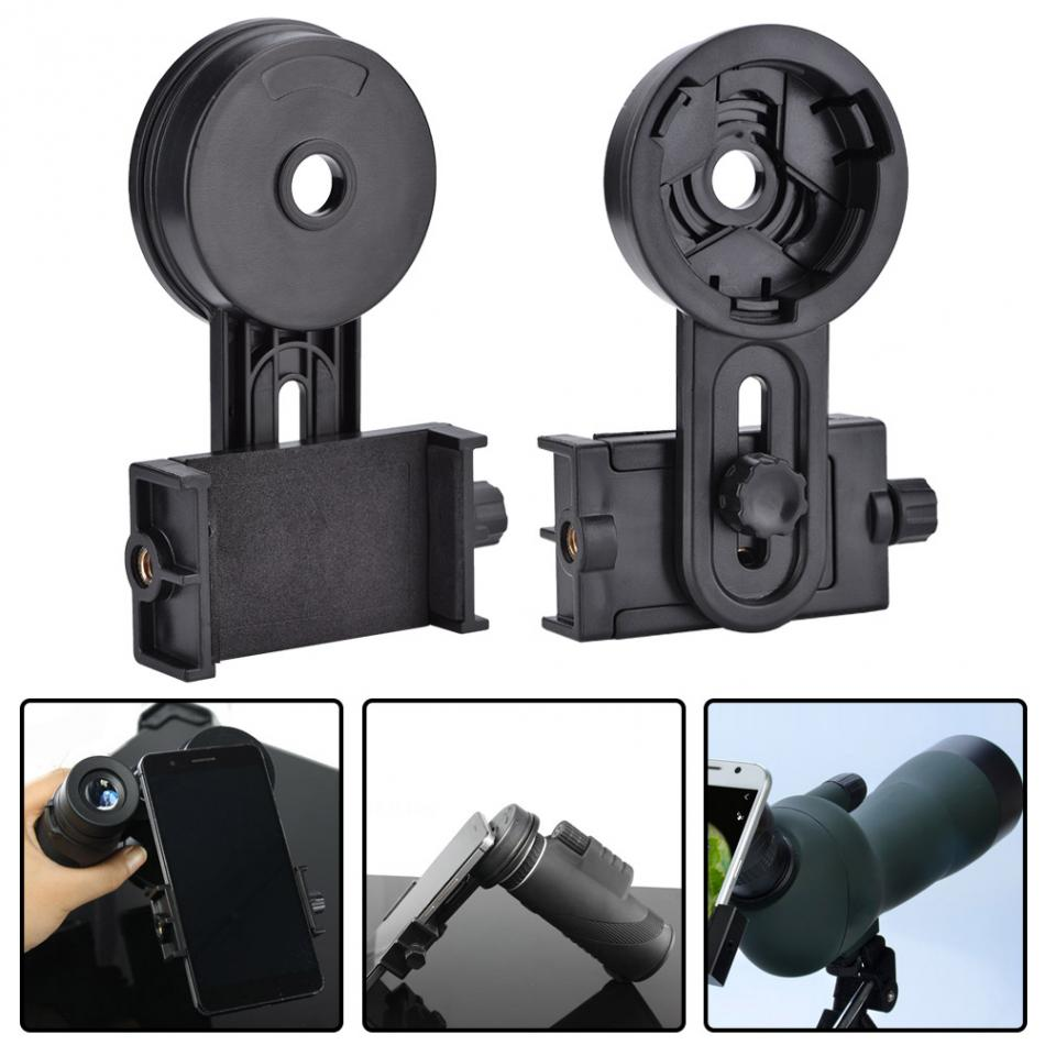 Universal Cell Phone Camera Bracket Adapter for Telescope