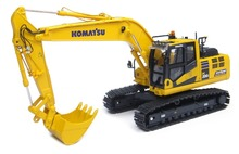 1:50 Scale Komatsu PC200i-10 Hydraulic Excavator Engineer Machinery Construction Toy DieCast Model  for Decoration,Gift UH8107