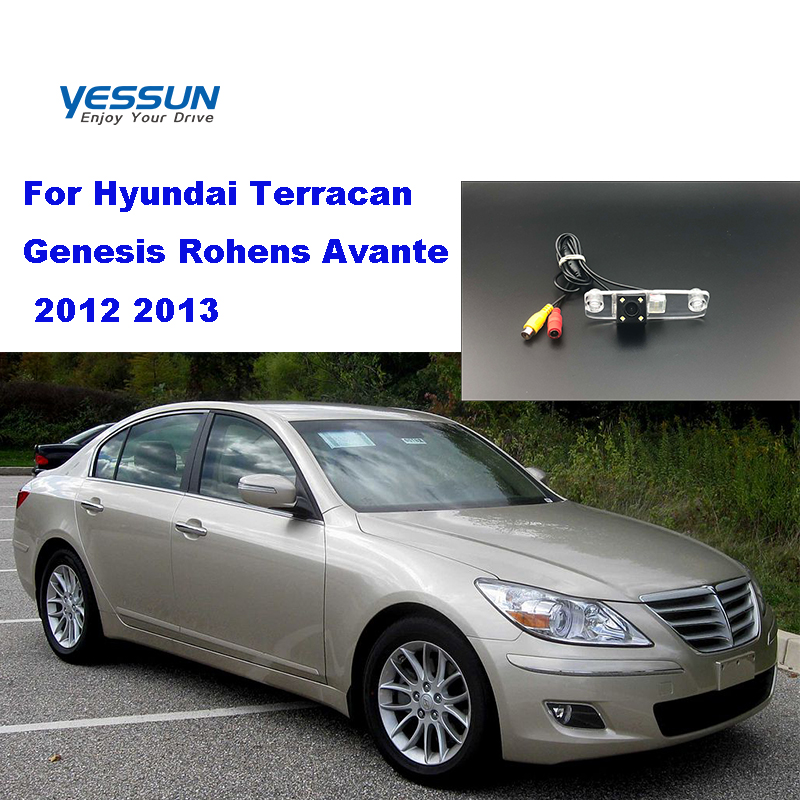 Yessun License palte camera For Hyundai Terracan Genesis Rohens Avante 2012~2013 View camera Parking Assistance(China)