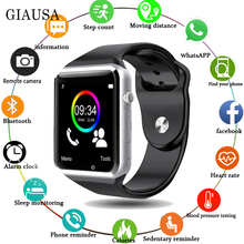 New Kids Smart Watch for Children Baby Phone Support 2G Sim Card Dail Call Touch Screen Clock Smartwatches