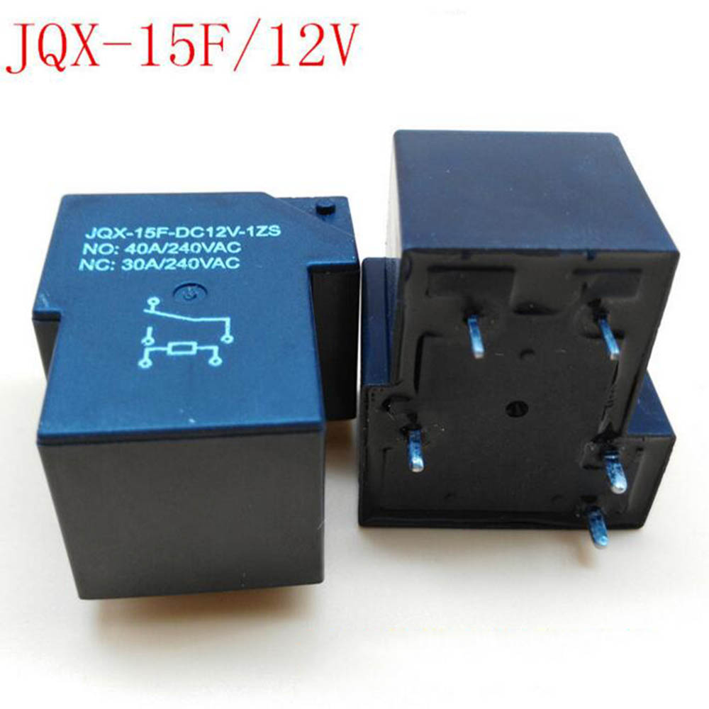 Car Heater Relay Switch