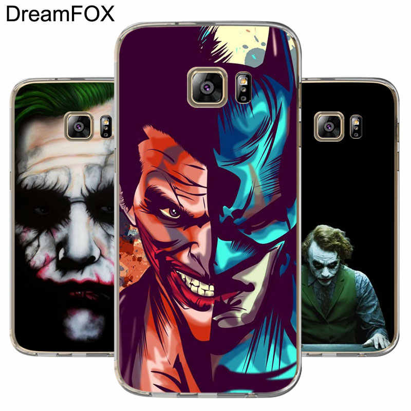 DREAMFOX M327 Fashion Joker Soft TPU Silicone Case Cover For Samsung Galaxy Note S 6 7 8 9 10 10e Lite Edge Plus Grand Prime