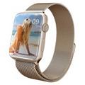 1:1 Оригинальный Дизайн Черный Золото Серебро Магнитные Миланской Петля Для Apple Watch Ремешок Ремешок + Разъем Адаптера Для iPhone iWatch