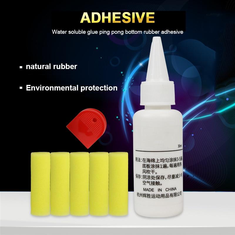 Table Tennis Racket Glue Rubber Gum Inorganic 30ml Kit Non-toxic For Gumming DIY DX88