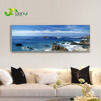 Ocean Seave Wave Painting Seascape Wall Art Picture Home Decoration Canvas Pictures For Living Room Canvas