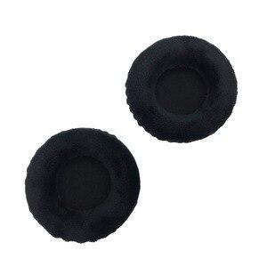 Image 2 - IMTTSTR 1 Pair of Velvet leather Ear Pads earpads earmuff Replacement for Philips Fidelio X1 X 1 X2 X 2 Headphones