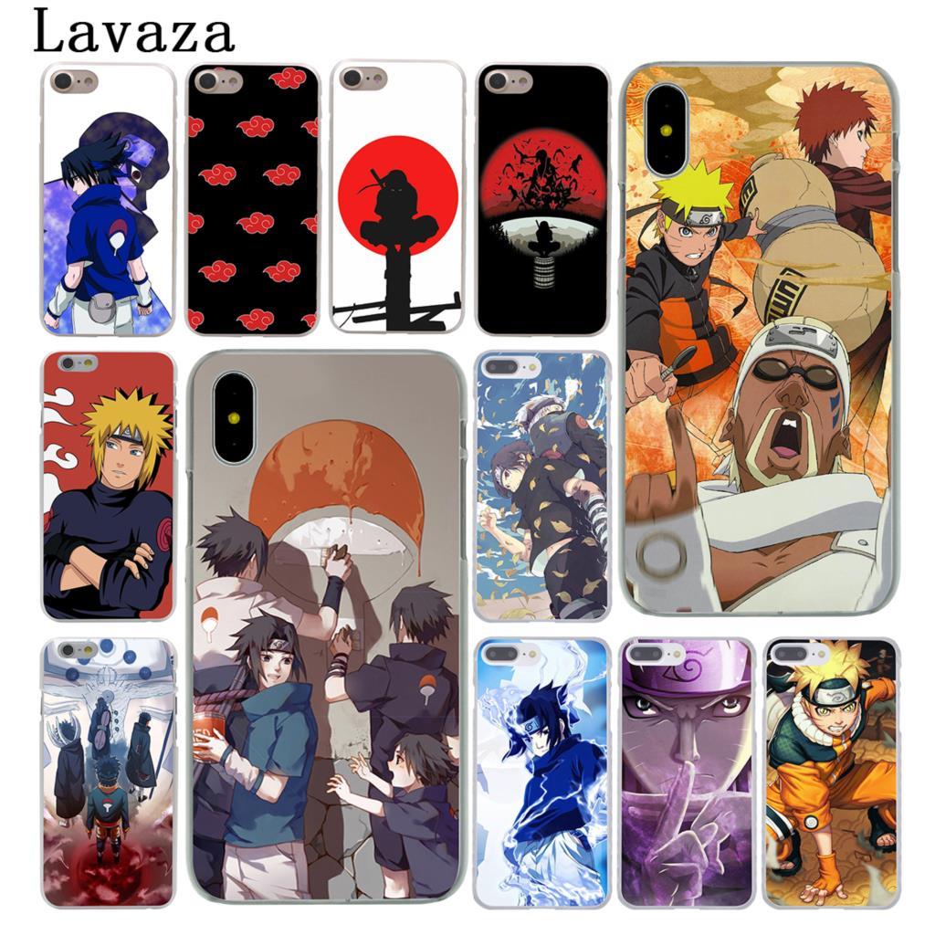 Lavaza HOKAGE Clan Uchiha Sasuke Uzumaki Naruto Logo Case