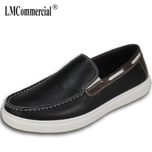 Genuine leather men's casual shoes all-match cowhide driving shoes men loafer shoes Driving soft breathable sneaker fashion male
