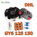 GY6 VARIATOR SCOOTER GY6 125 150 Variateur racing 125-150cc GY6 157QMJ 152QMI ENGINE