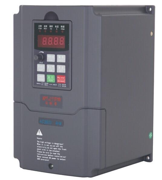 VFD RiLiPu 3.7 4kw-380v general high performance frequency inverter 18 Warranty free DHL shipping dhl ems new for sch neider inverter atv303h075n4 0 75kw 380v
