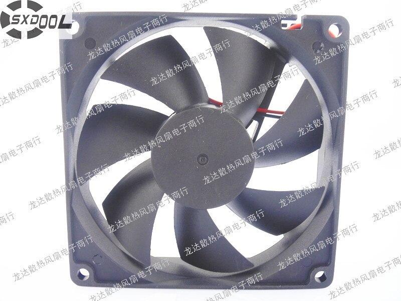 SXDOOL TX9025L12S 9cm 90mm DC 12V 0.16A 90*90*25 mm axial computer case cooling fan