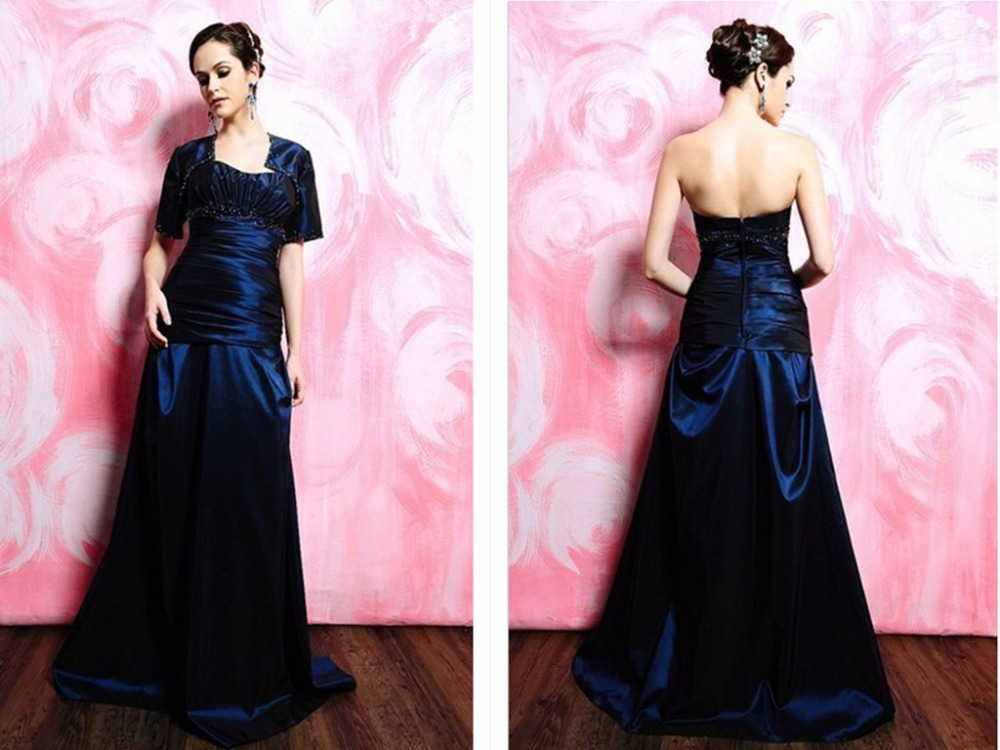 Por encargo vestido de fiesta vestido Longo 2015 nueva moda largo ...