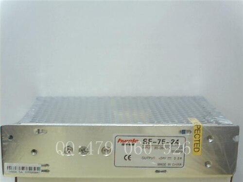 [ZOB] Heng Wei switching power supply SF-75-24 24V3.2A  --3PCS/LOT[ZOB] Heng Wei switching power supply SF-75-24 24V3.2A  --3PCS/LOT