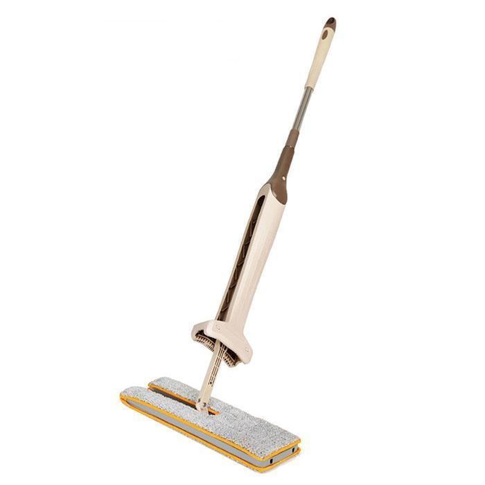 Płaski Mop na mokro i na sucho gospodarstwa domowego płytki 130 cm/51.2 cal 90%-100% z mikrofibry podłogi obracanie Mop większa niż 10kg