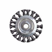 Flexsteel 4 дюйма проволочная колесная щетка круглая с 5/8 дюйма)
