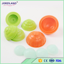 10Pcs/Lot Health Care Small Body Cups Anti-Cellulite Vacuum Silicone Massage Cupping Device Set 3 Colors Portable Self-Adhesive
