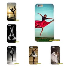 For Huawei G7 P8 P9 p10 Lite 2017 Honor 5X 5C 6X Mate 7 8 9 Y3 Y5 Y6 II  Ballet Dancer Beauty Girl Soft Phone Cover Case Silicone fbe786c2dbc7