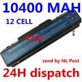 10400 МАЧ 12 ячеек батареи ноутбука ДЛЯ Acer Aspire AS07A31 AS07A32 AS07A41 AS07A42 AS07A51 AS07A52 AS07A71 AS07A72 AS07A75