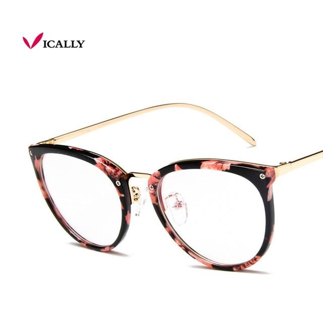 NEW Glasses Frames Woman/Man Eyeglasses Frame for Myopia 2017 Vew ...