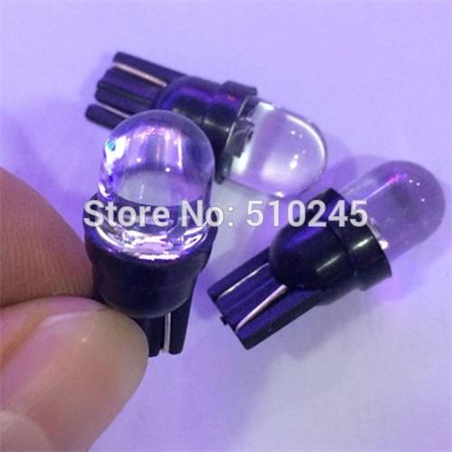 100X NEW T10 158 168 501 LED Side 194 W5W Car Auto Light lamp Wedge RGB styling 12V bulb