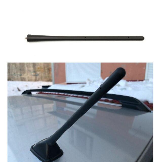 Fm antenne M5 M6 courte 7 pouces/17.8cm | Remplacement daérales de voiture, mode 2011-2017 pour Chrysler/Jeep/Chevrolet/GMC