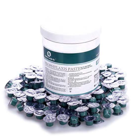 Prophylaxis Paste Cherry Flavor Dental Product Medium Coarse Prophy Paste prophylaxis paste mint flavor dental product
