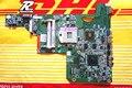 Netebook Motherboard Para hp G62 G72 615381-001 Placa Base del sistema 512 M HM55 buen paquete
