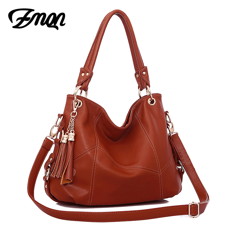 ZMQN Women Bag 2017 Brown...