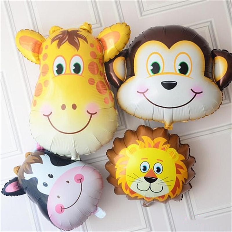 Digital Gear Bags New Cartoon Bear Tiger Butterfly Pig Animal Foil Inflatable Balloons Child Baby Birthday Party Wedding Decoration Balls Toy Gift Regular Tea Drinking Improves Your Health Pet Products