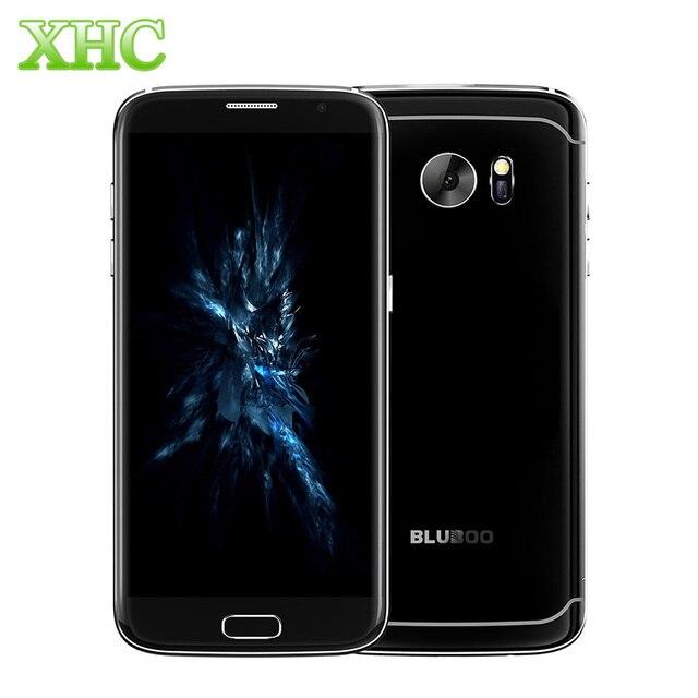 BLUBOO Edge 4G LTE 16GB ROM 5.5 inch HD 2GB RAM Android 6.0 MTK6737 Quad Core 1.3GHz 13MP+8MP 2600mAh Fingerprint Mobile Phone